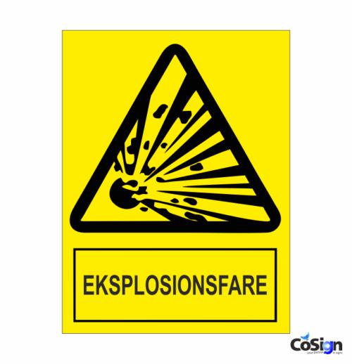 Pig 9 Eksplosions fare