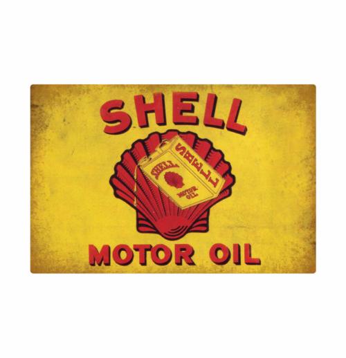 Benzin klistermærke
