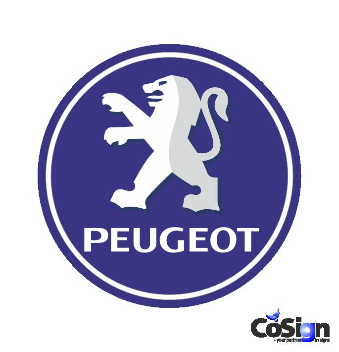 Peugeot 1 Cosigndk Klistermærker Stickers Decals