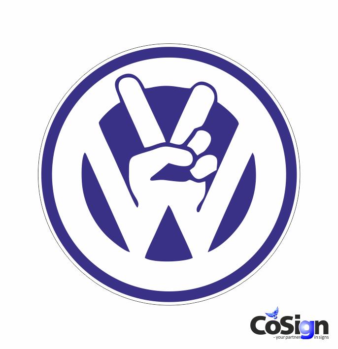Vw Rocks Cosigndk Klistermærker Stickers Skilte