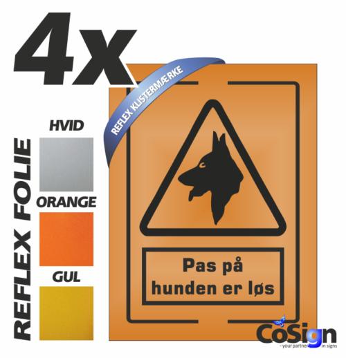 PP21 klistermærker REFLEX