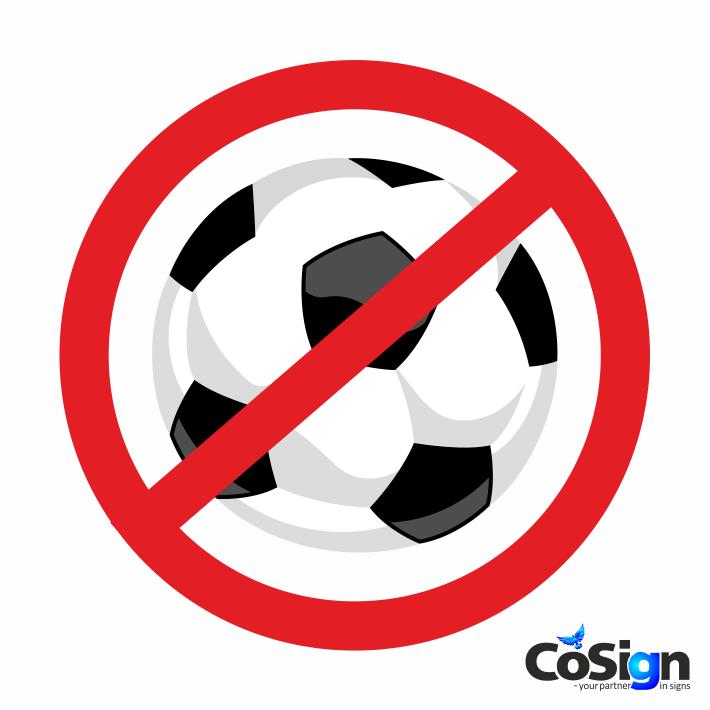 Pig361 Forbud fodbold