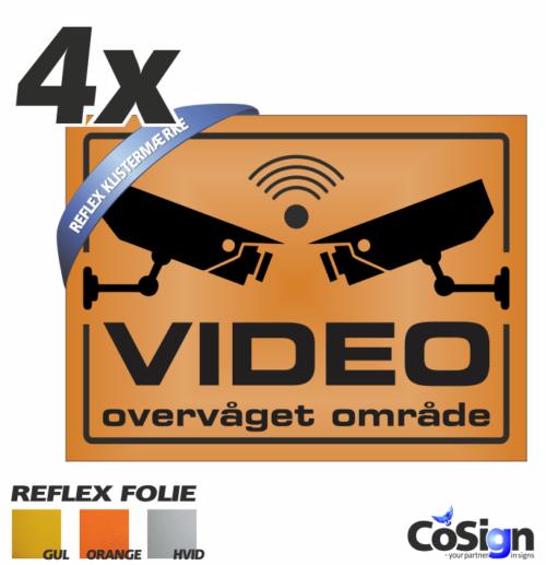 VI5 klistermærker REFLEX