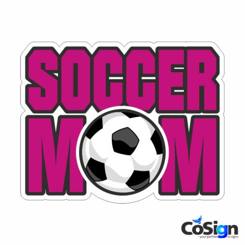 KL70 - Soccermom1 pink