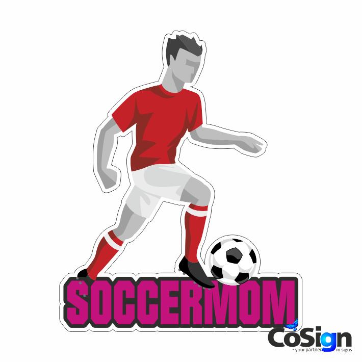 KL73 - Soccermom4 Pink